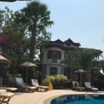 A fantastic hotel and surroundings