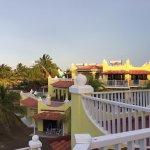 Resort view from 3rd floor