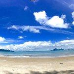 Foto de Pan Beach Bungalows
