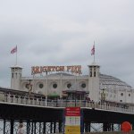 Photo de Brighton Palace Pier
