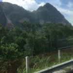 On the way back to Ipoh