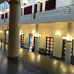 Hall interiors