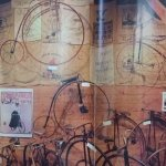 Ask at the Old Spokes Home about the Burlington Bike Path.