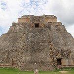 una piramide