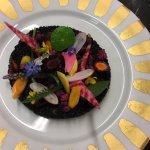 Caviar végétal (entrée végétarienne)