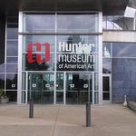Entrance to The Hunter Museum