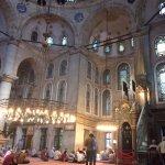 Foto di Moschea di Eyup Sultan (Eyup Sultan Camii)