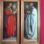 Duerer Four Apostles