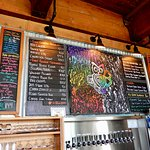 Beer and Wine List at Fort George Brewery and Public House