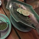 Sea Bass in Lime Sauce