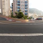 Hairpin on Grand Prix course