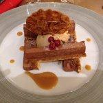 dessert praliné