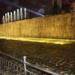 Fountain near Pagoda