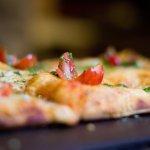 Candeeiro Pizza e Crepe