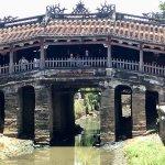 Photo of Japanese Covered Bridge