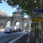 Puerta de Alcala Foto