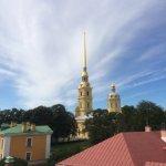 Peter-und-Paul-Festung (Petropawlowskaja Krepost) Foto