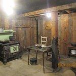 living quarters underground