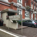 Park Hotel Am Lindenplatz Foto