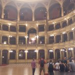 The Opera before going to a total renovation