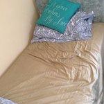 Odd silky sheets