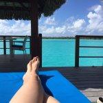 Photo de The St. Regis Bora Bora Resort