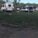 """The first 2 pictures are of the """"campsite"""" Brialee expected us to pitch a tent on and sleep at w"""