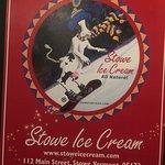 Photo de Stowe Ice Cream