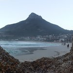 Camp's Bay Beach Foto