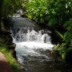 Rio de aguas termales