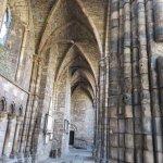 Holyrood Abbey Foto