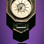 Old clock - very elegant and