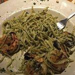 Grilled Shrimp Pesto - Brax Landing