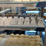 Cheese being aged in La Fromagerie Hamel - Jean Talon Market