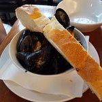 Mussels in soy sauce - very good