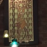 Jack Rabbit Pale Ale Poster