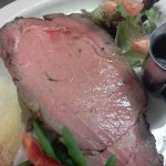 Saturday & Sunday Prime Rib