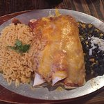 Enchiladas (beef, chicken, pork)