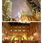 The Lotte NYC Palace Courtyard & St Patrick Church View by Event Group, Inc.