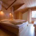 Standard-Doppelzimmer mit Du/Wc/Balkon/Flachbild tv
