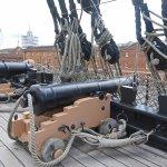 Victory guns