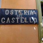 Photo of Osteria del Castello