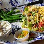 Mahi mahi & Grouper Tacos