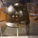 Patton's Helmet