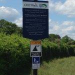 Cliff Walk Foto