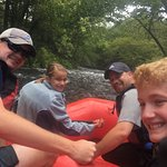 Photo de Nantahala Rafting with Adventurous Fast Rivers