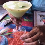 key lime martinis are delicious!!