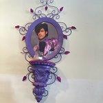 Juan's Flying Burrito:Wall art