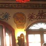 Juan's Flying Burrito: Wall art
