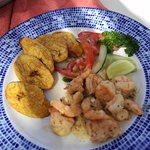 shrimp dominican stylre